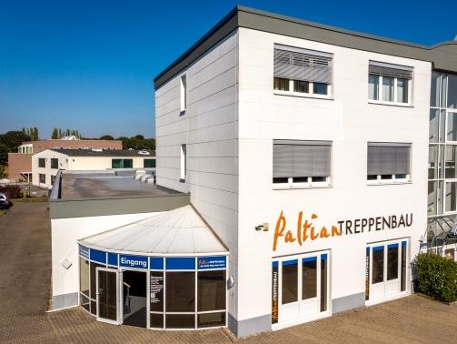 Paltian Ausstellungshaus in Maintal für Treppen