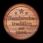 Handwerkstradition seit 1920