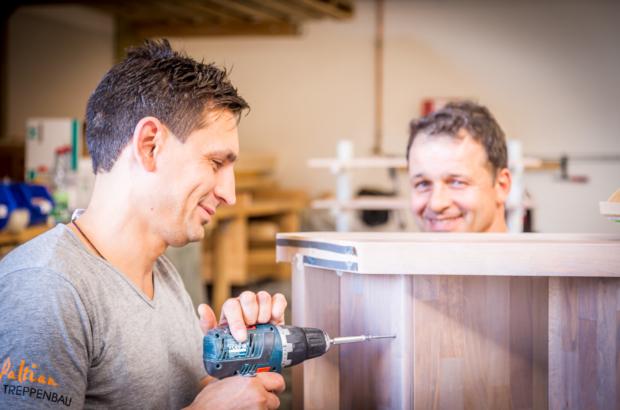 Treppenmonteur Paltian Treppenbau - Wir suchen dich
