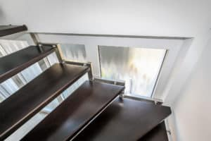 Bolzentreppe Stufen